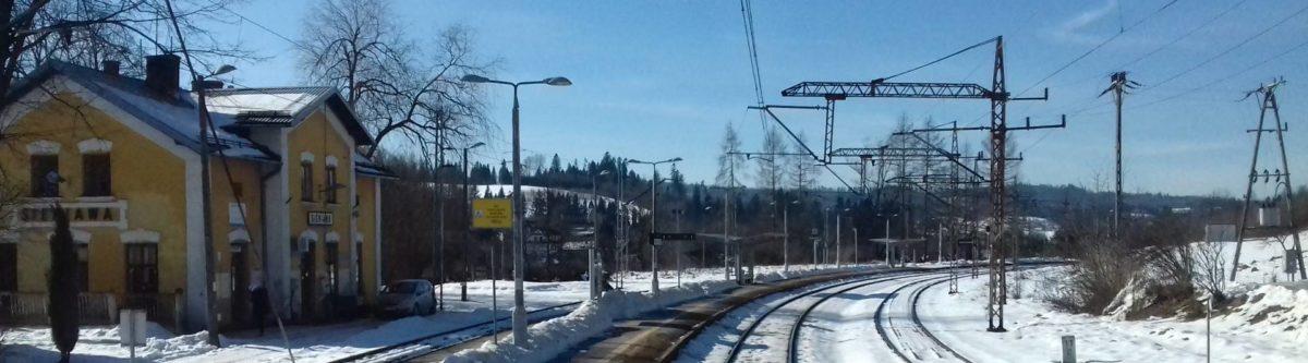 Podróż koleją bez wychodzenia z domu